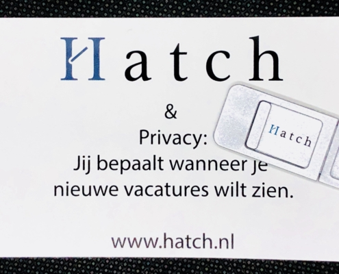 hatch webcam cover